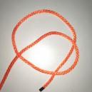 Provaz oranžový 6 mm